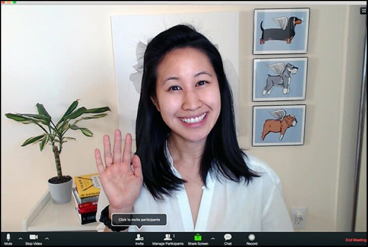 Video Conferencing: Putting Our Best Face Forward