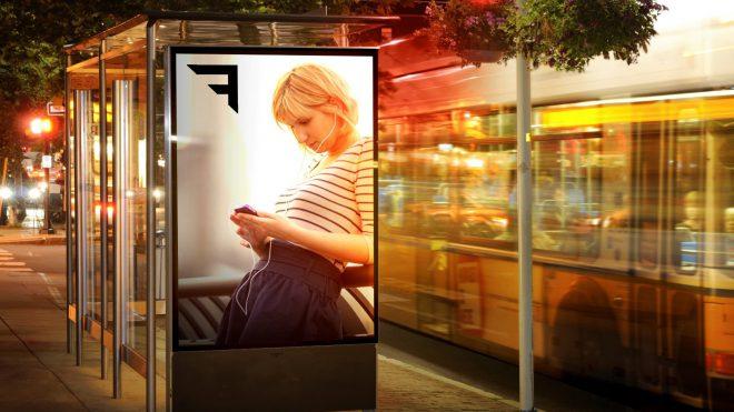 Retail Digital Signage, Interactive Media Networks