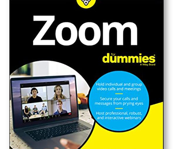 """Captus Systems Included in New """"Zoom for Dummies"""" Book!"""