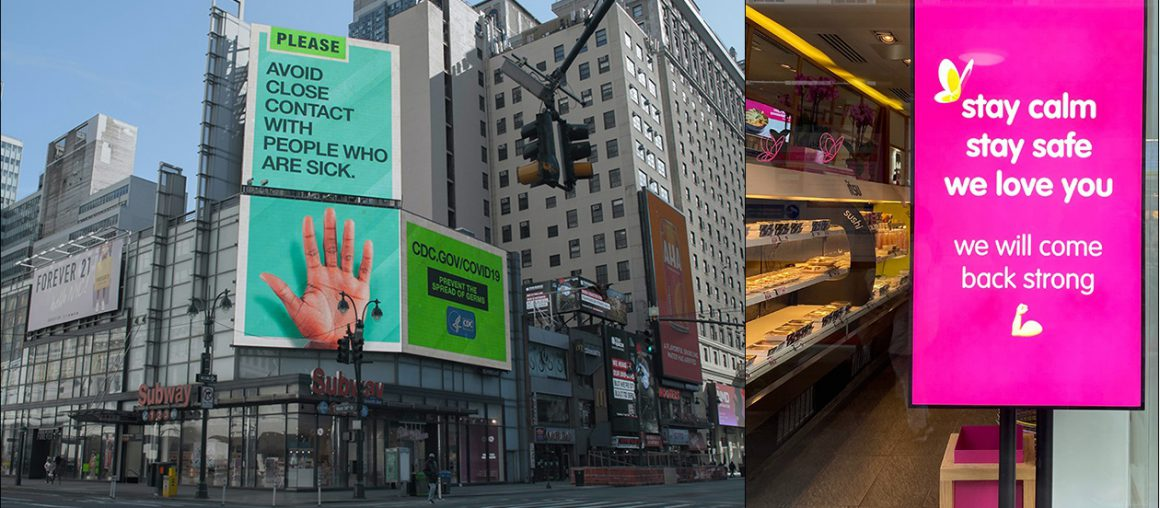 The Importance of Digital Signage in the Age of Covid